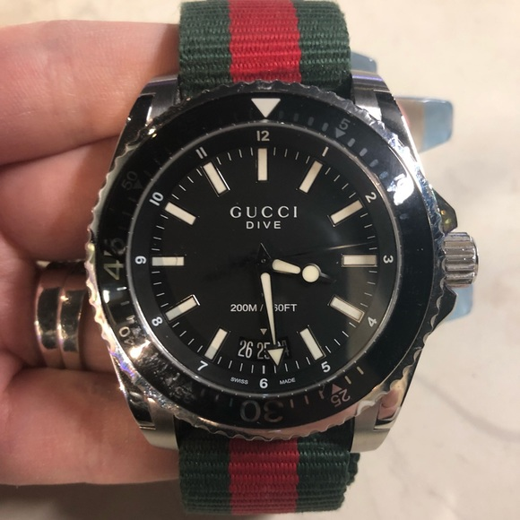 gucci watch serial number checker